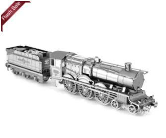 ZOYO Miniature Train Model Puzzle