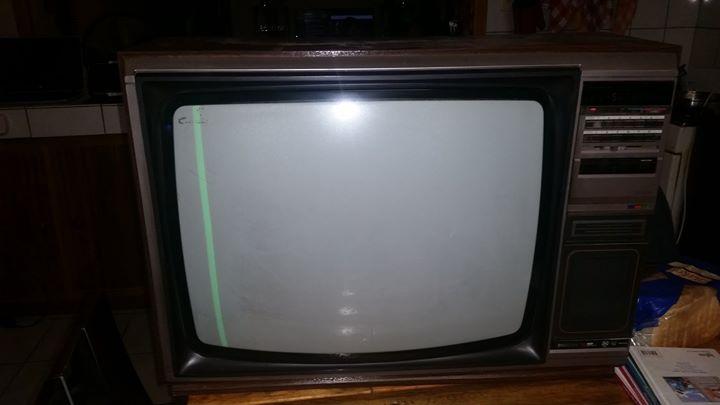 Phillips 54cm Boks TV te Koop