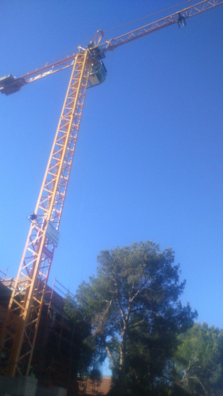 Potain Mc68c Tower crane