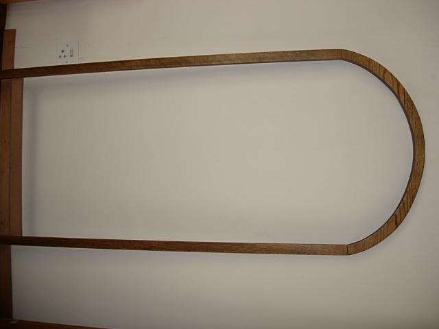 Door Frame - Solid Oak - NEW