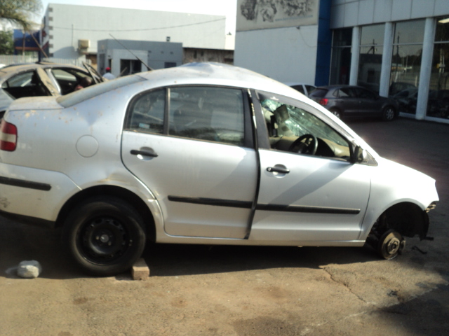 VW POLO SEDAN STRIPPING FOR SPARES