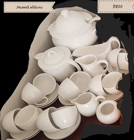 Maxwell williams tea set