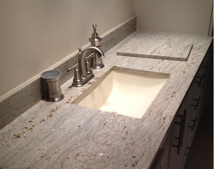 AFFORDABLE QUALITY GRANITE BATHROOM VANITY TOPS