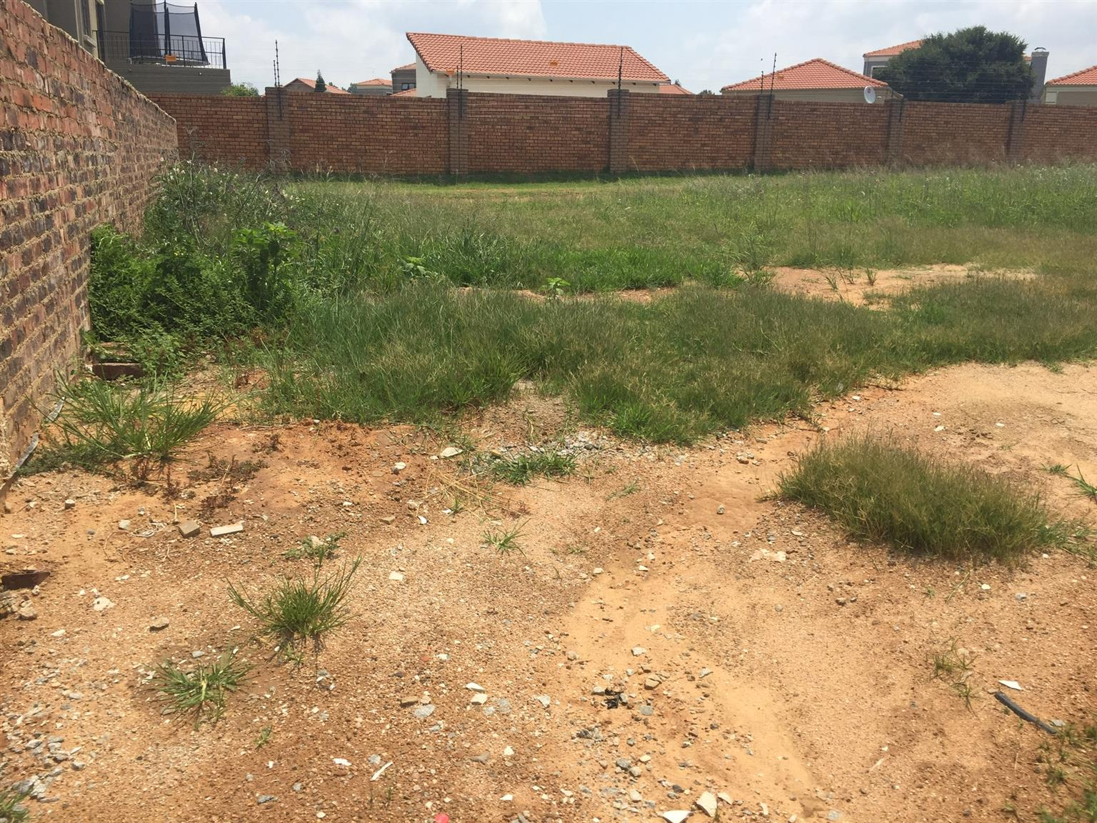 Vacant land for sale at Blue valley Golf Estate
