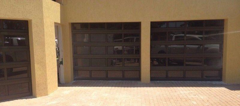 Aluminium Garage Door Installation Johannesburg Junk Mail