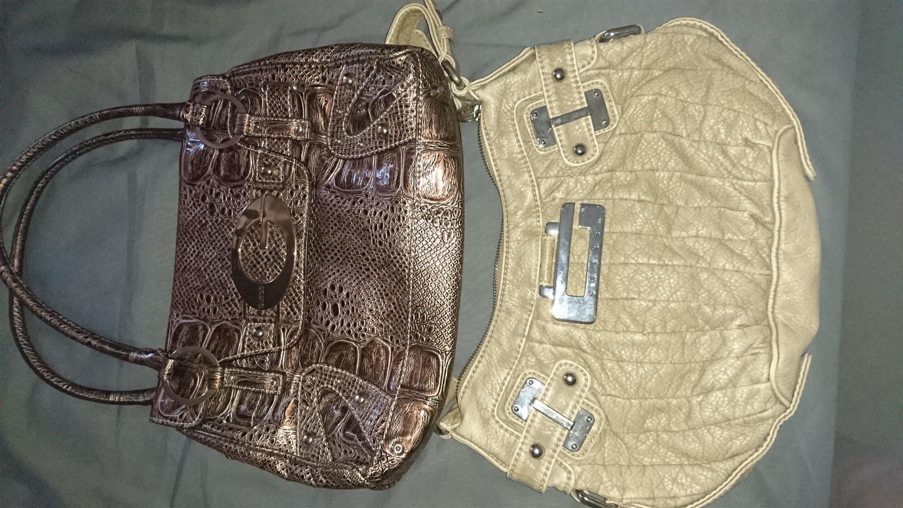 Gucci Original Ladies Handbags x2
