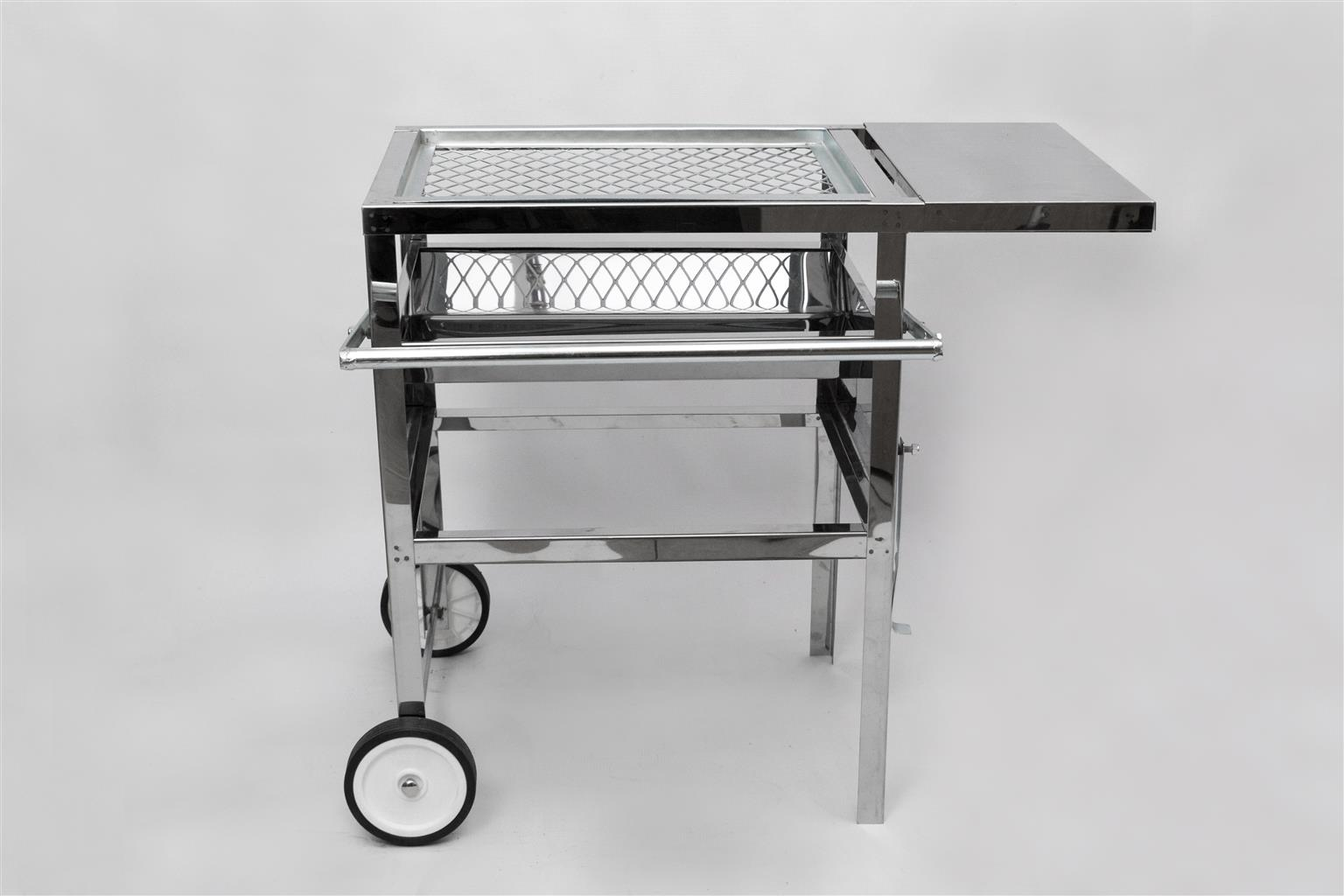 Charcoal/Wood Braais - Stainless Steel