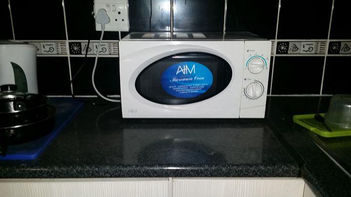 Aim microwave-