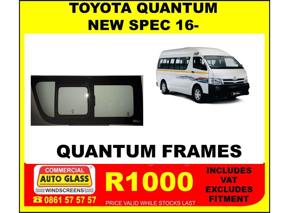 Comemrcial Auto Glass -Auto Windscreens and Door Glass