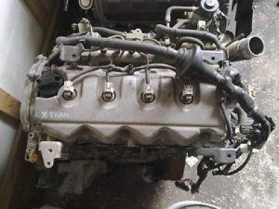 2004 nissan x trail engine