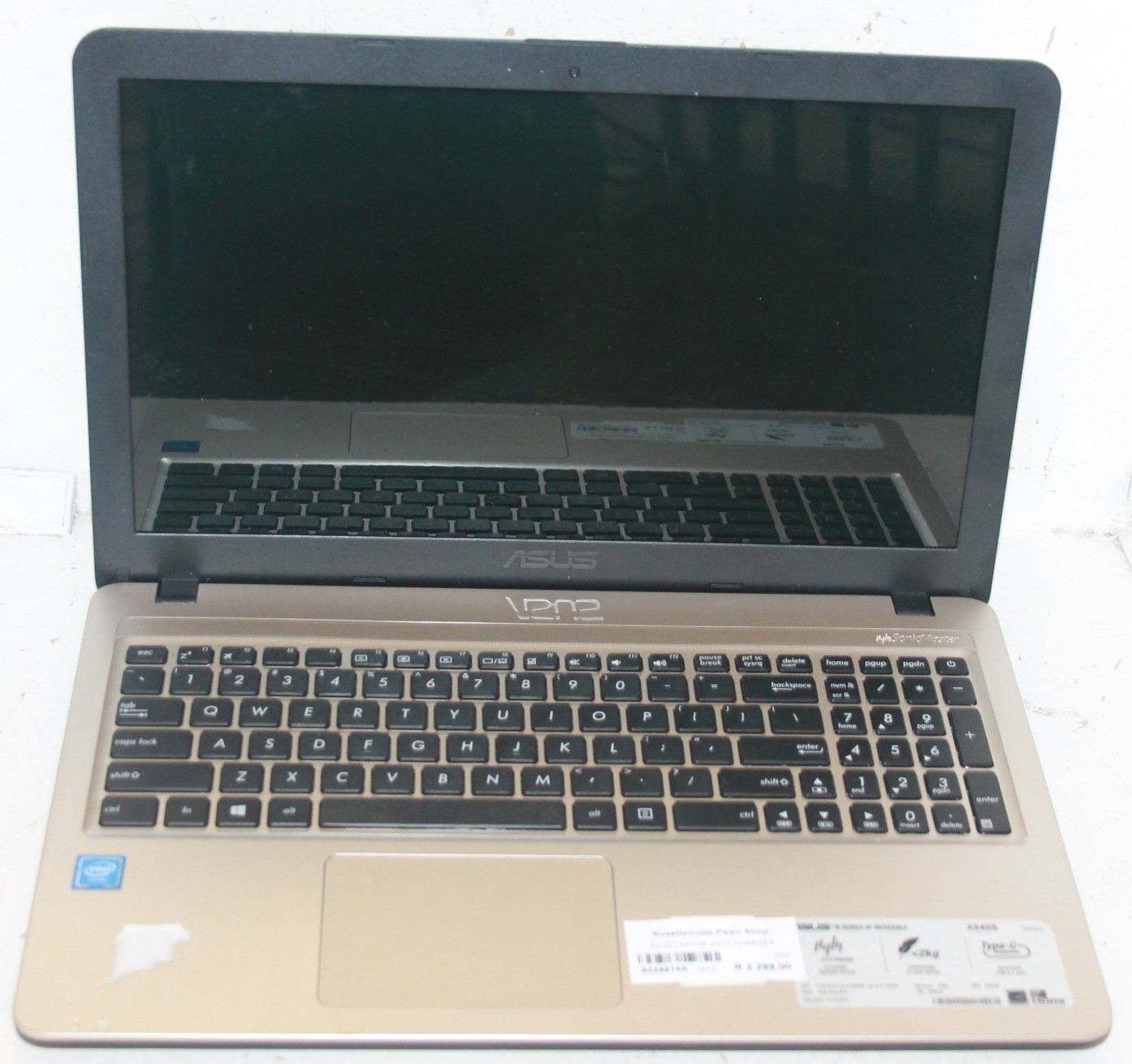 Asus laptop S026814A #Rosettenvillepawnshop