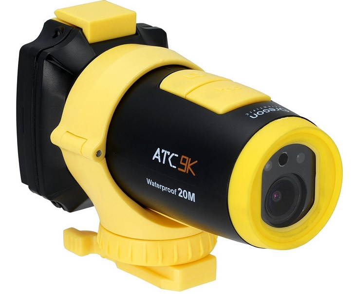 Oregon Scientific ATC9K HD Action Video Camera with GPS module. R2000.00 ONCO