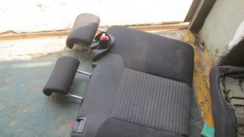 VW  Polo 6 rear seat
