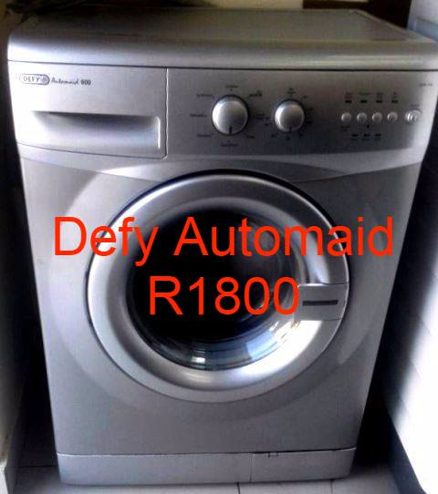 Defy automaid for sale