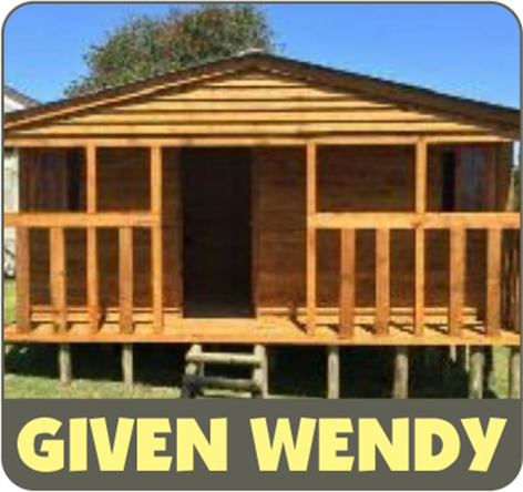 Given Wendy Houses
