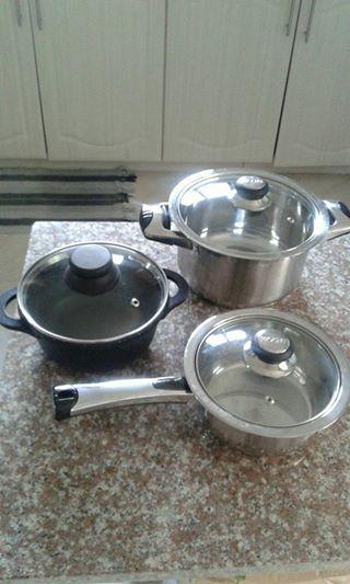Pots for sale