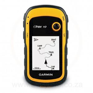 Garmin eTrex 10 Handheld Outdoor GPS