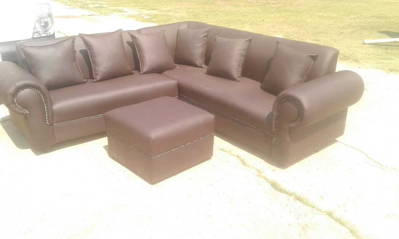 6 Seater Corner Lounge suite