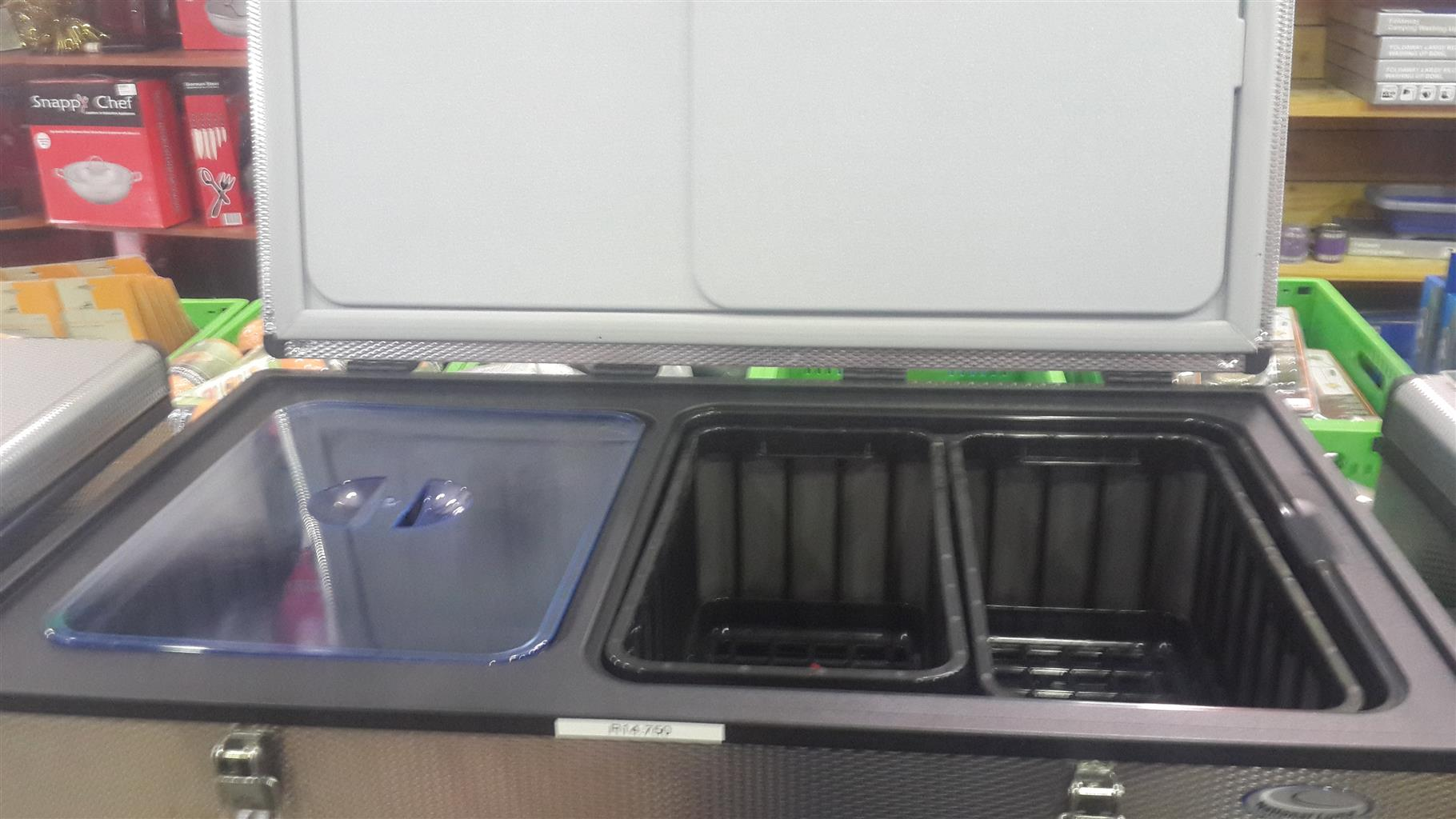 National luna 90 litre stainless steel
