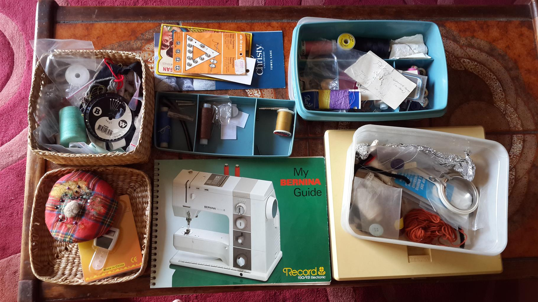 Various Sewing Accessories for Sale