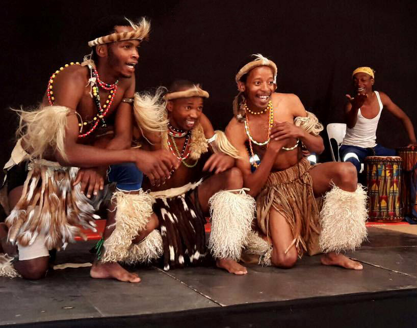 Spice up your event or school function with our Rhythms-of-Africa Dance Show!