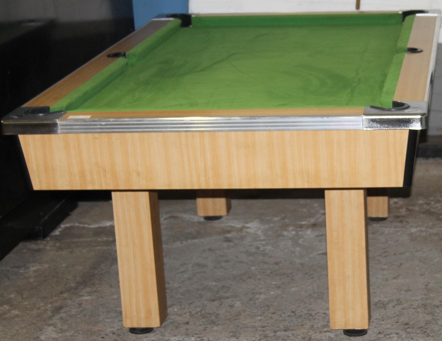 Pool table S028591a #Rosettenvillepawnshop