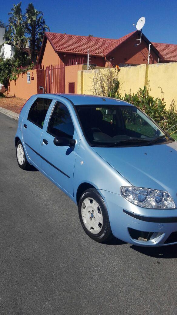 2005 Fiat Punto