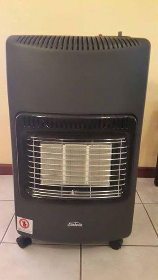 SunBeam Gas Heater.