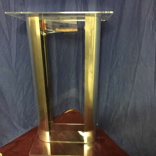 Lecterns# Gold Posts