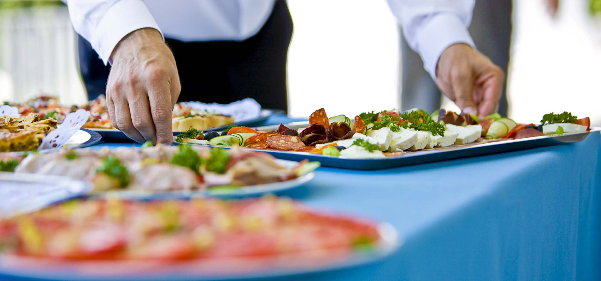 Caterers with the passion for food and excellence