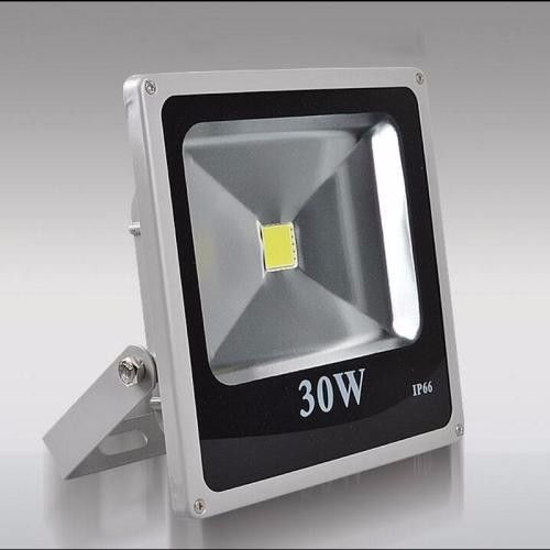 30 Slim line flood lights x 4 units.