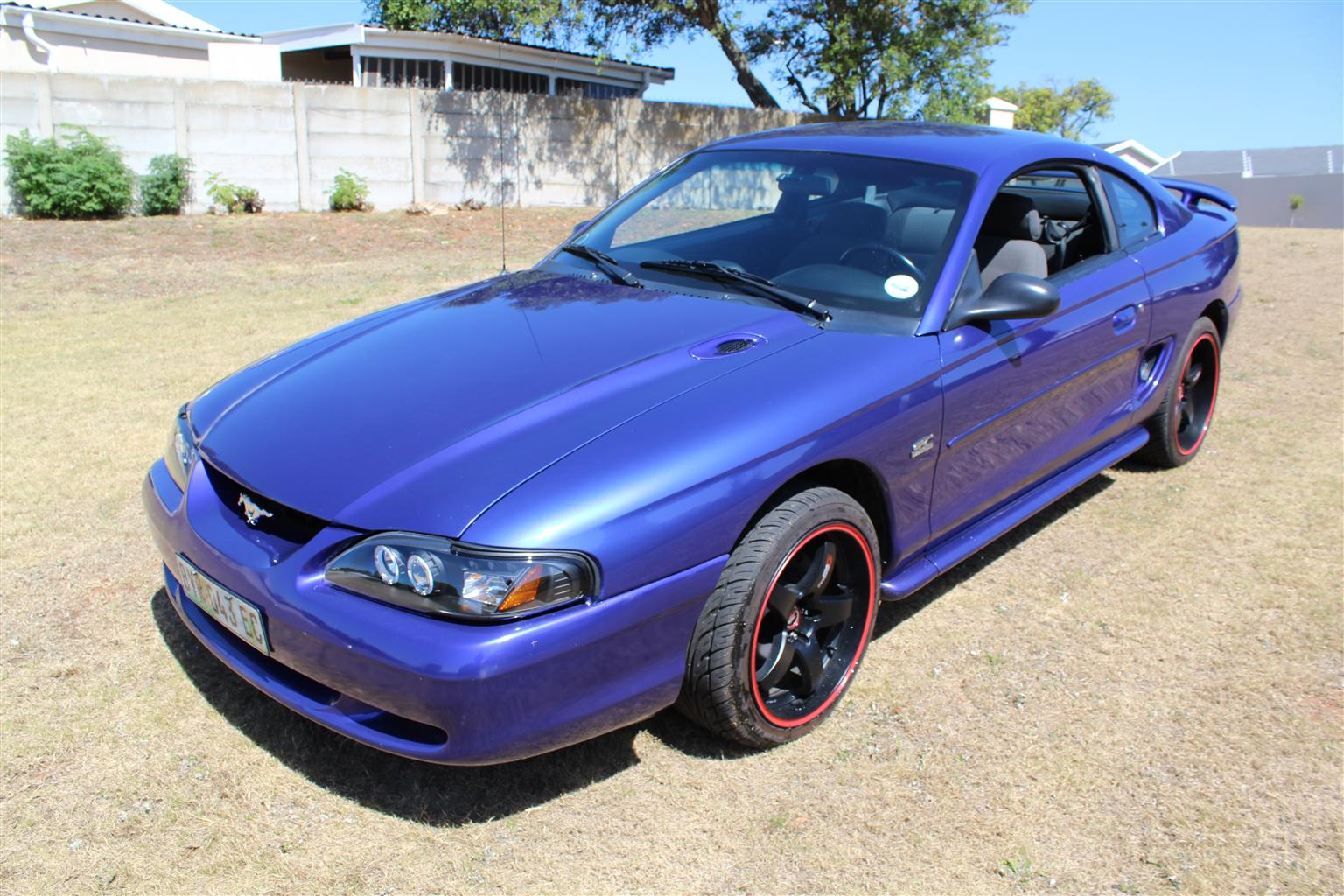 1995 Ford Mustang GT Coupe 5.0 litre LHD Manual