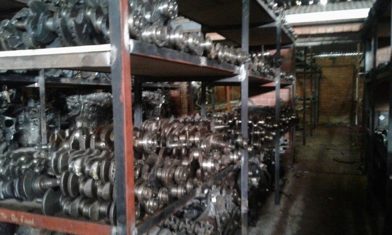 Variety of Cranks for sale