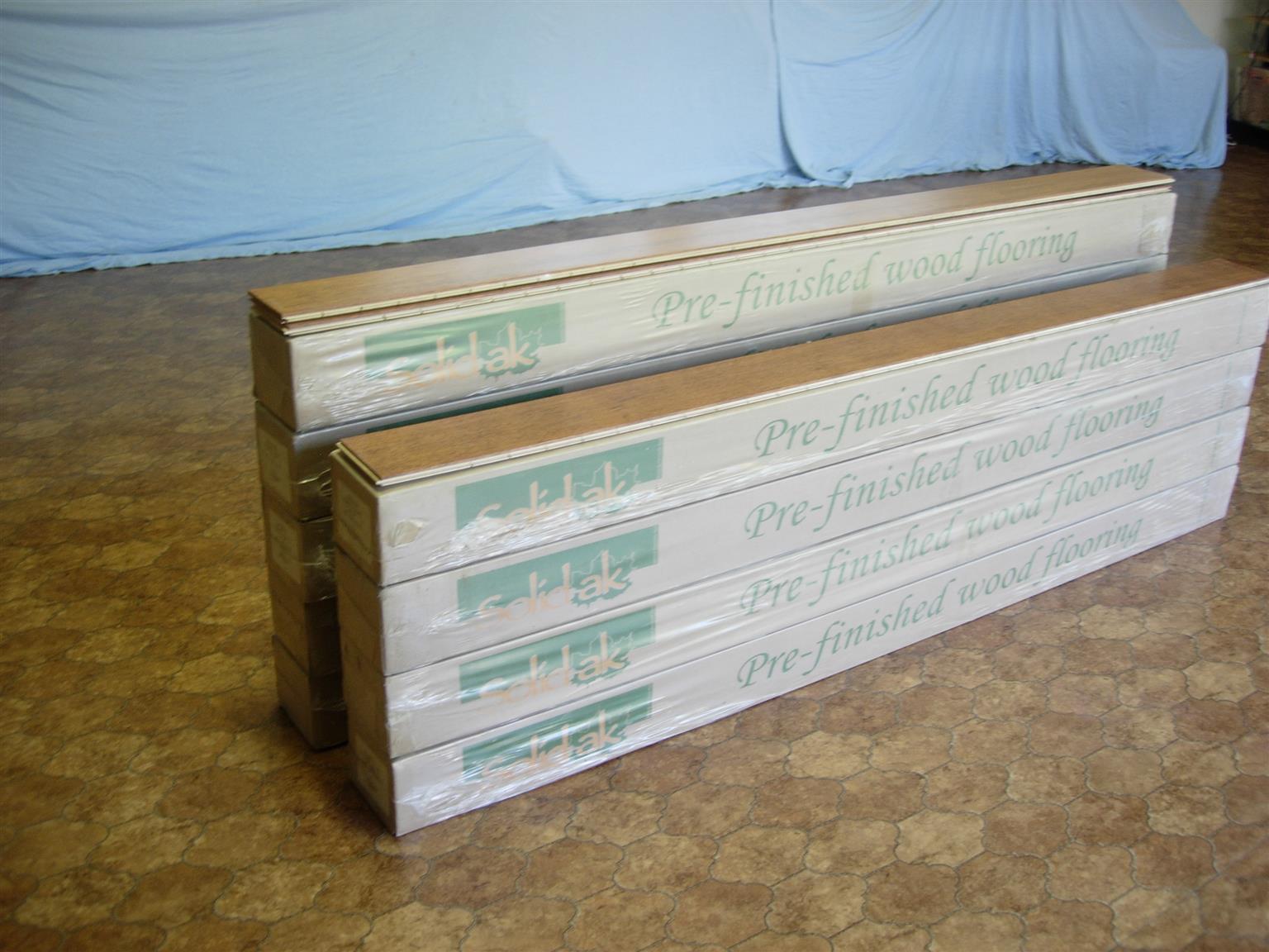 Flooring - Engineered Wooden - Imported