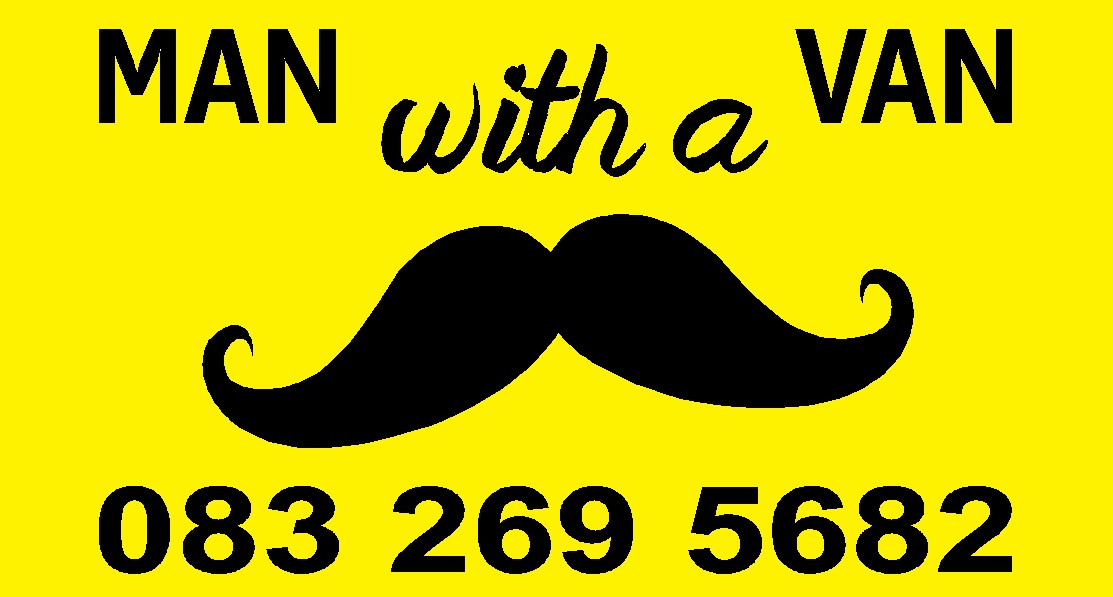 MAN WITH A VAN! Furniture Removals - BAKKIE HIRE with Driver and Labor