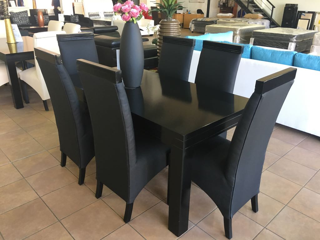 Lady Di 7Pc Dining Set