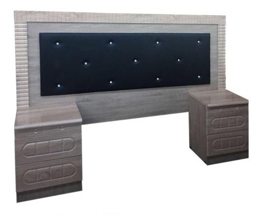 Heahboard + Dressings Table