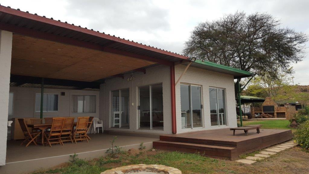 Bonamanzi Resort Holiday Park/Trailer House
