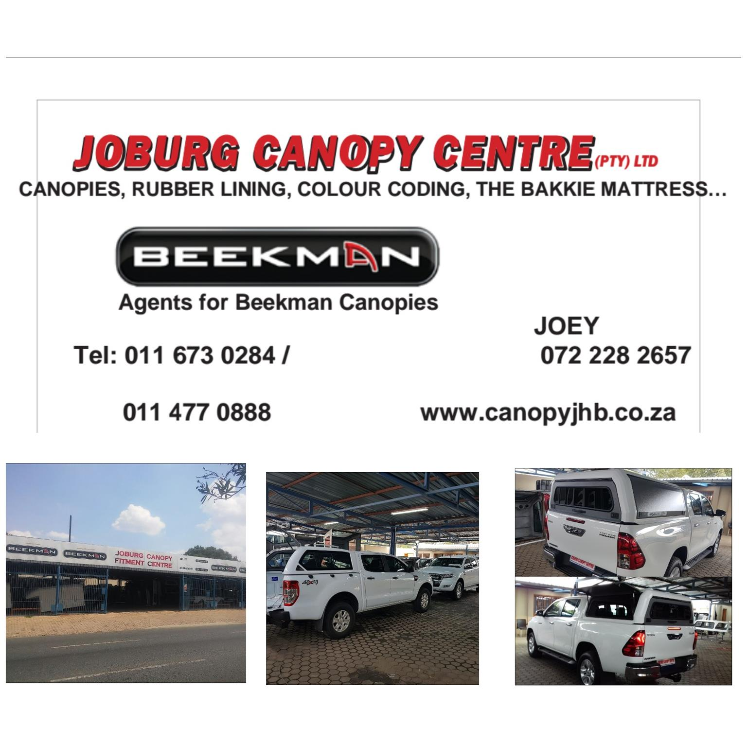 NEW CANOPY HILUX EXTENDED CAB SMM STEELTOP