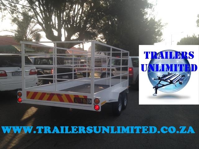Utility Trailer 5050 x 1800 x 1800