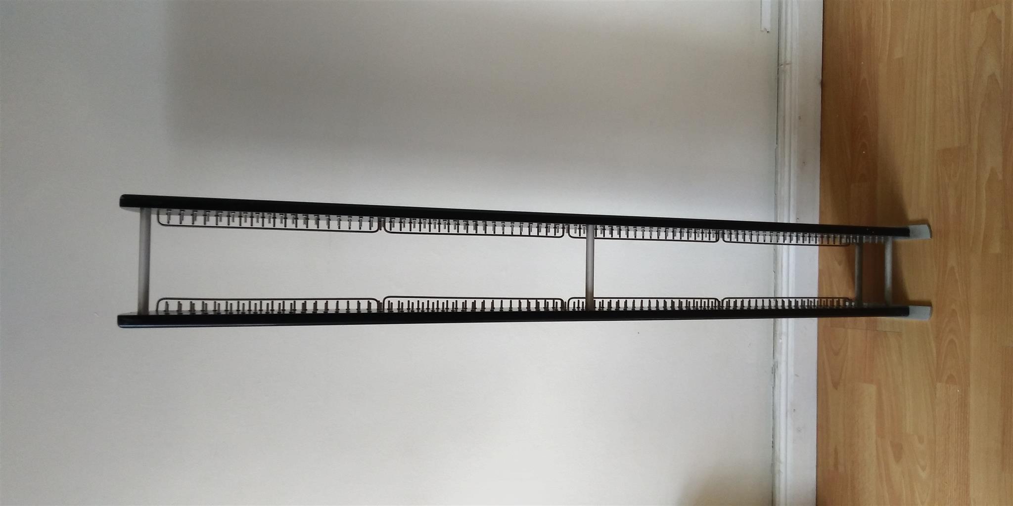 CD tower / CD rack (holds 80 CDs)