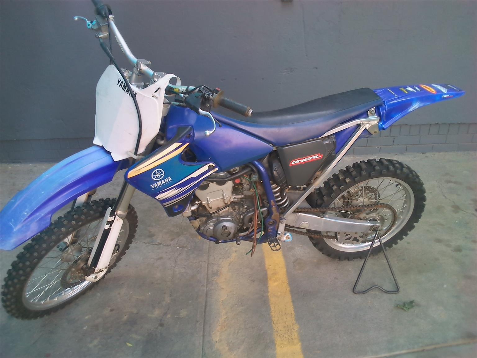 2003 Yamaha YZ426