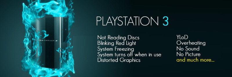 Ps3-Ps4-Xbox Repairs
