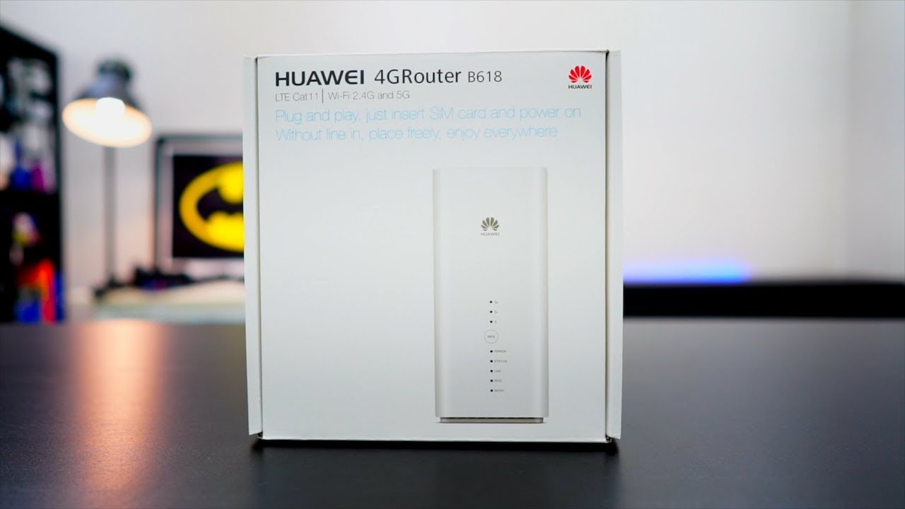 Huawei 4G LTE Router B618 The Huawei b618 2.5 and 5 ghz lte cpe is a wireless gateway that integrates LTE high speed Ethernet uplink access its the best you can get for 666 price is R2750 sealed in the box the best 4.5 g lte router in the market 600mb per second