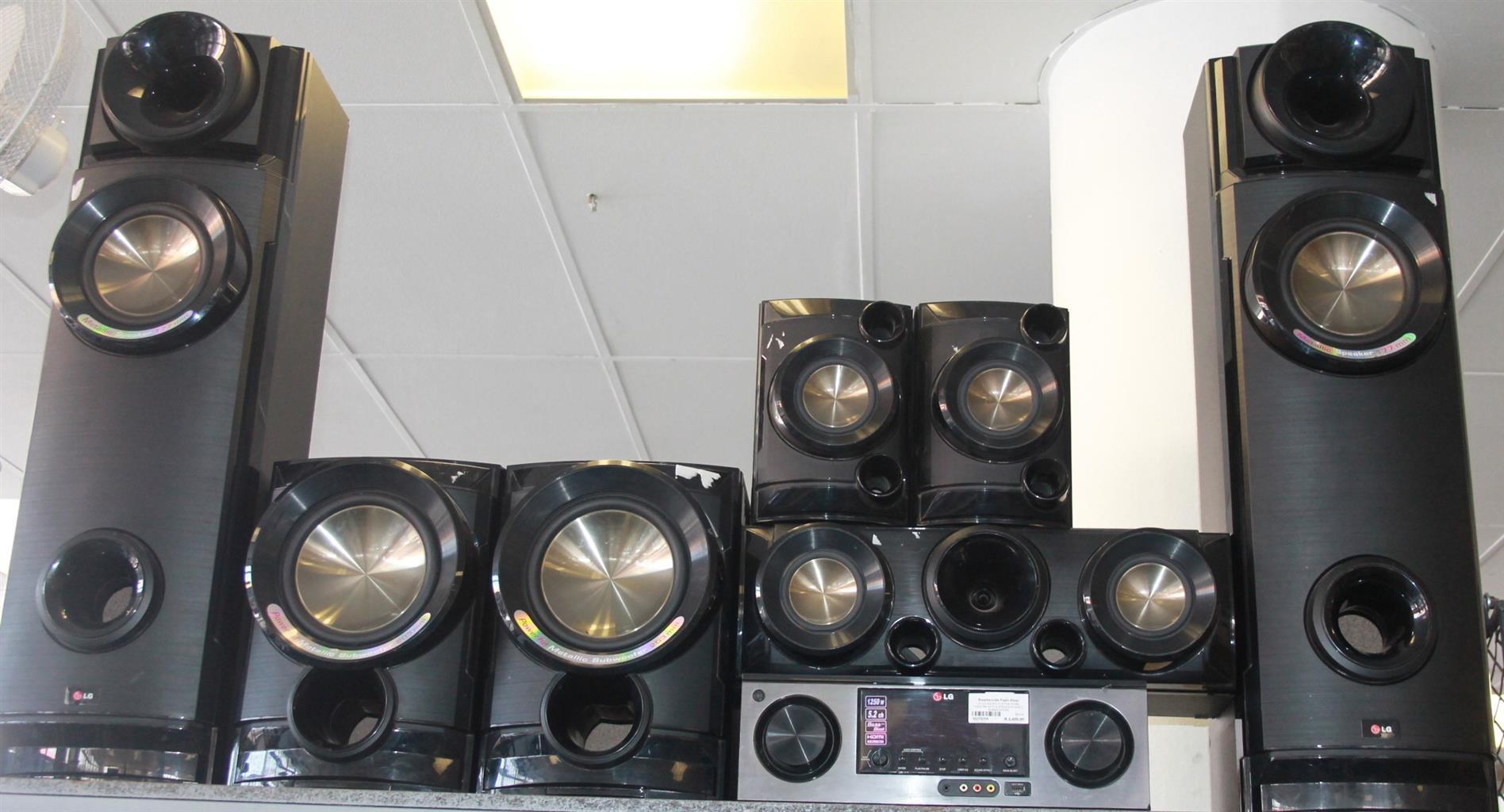 Lg Sound system S027028a #Rosettenvillepawnshop