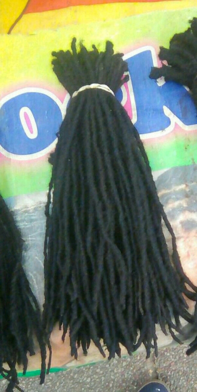 human and artificial dreadlocks suppliers + crotchety treatments