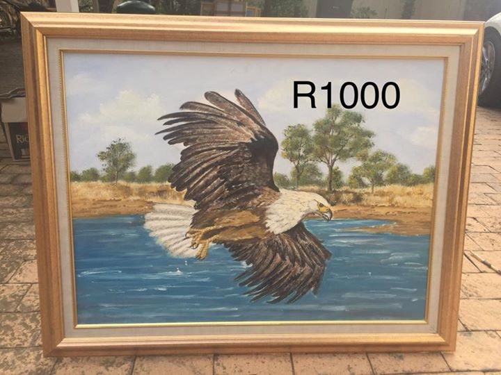 Eagle painting for sale