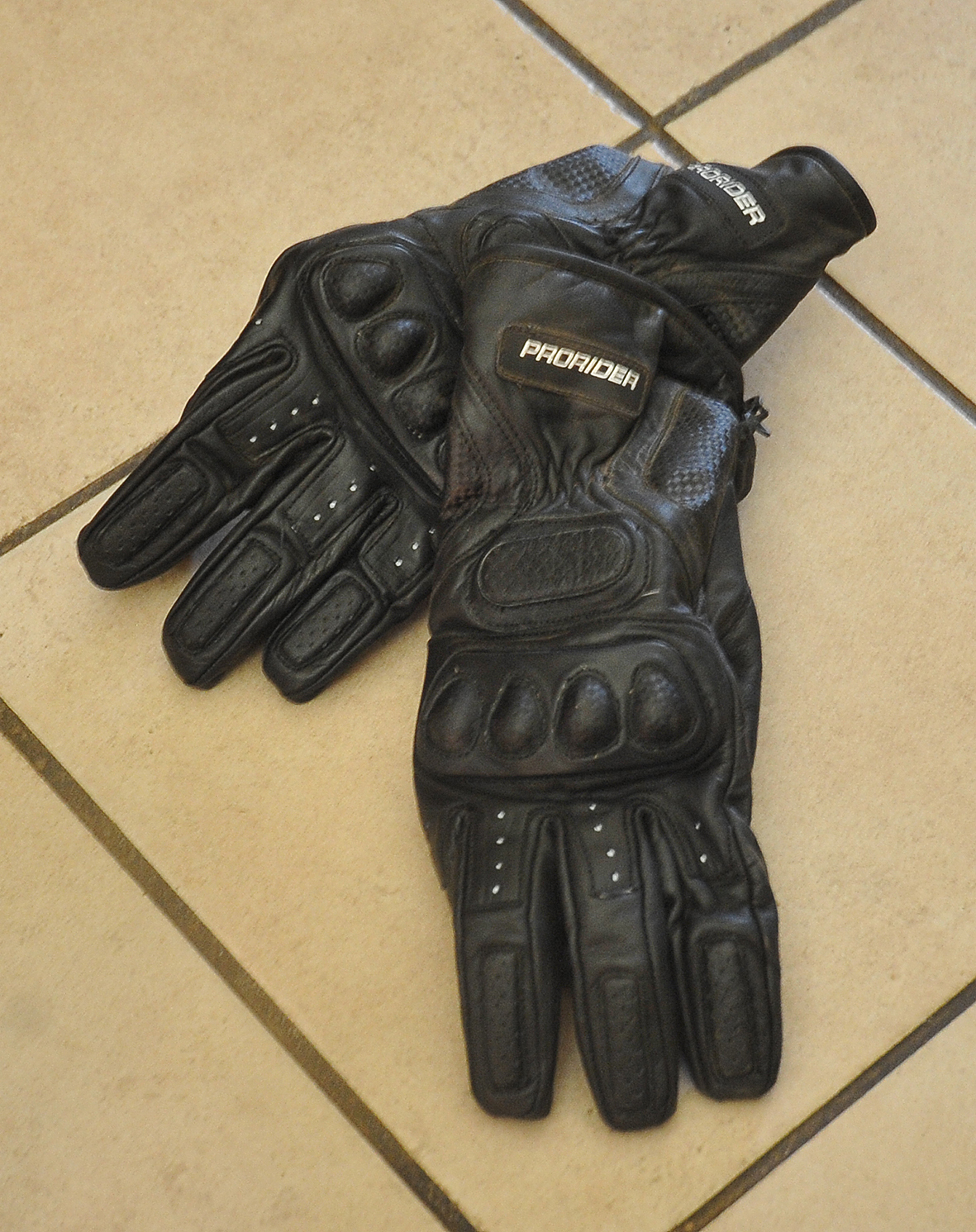 Prorider Like New Leather Gloves
