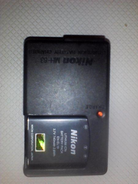 Nikon battery charger - Bargain