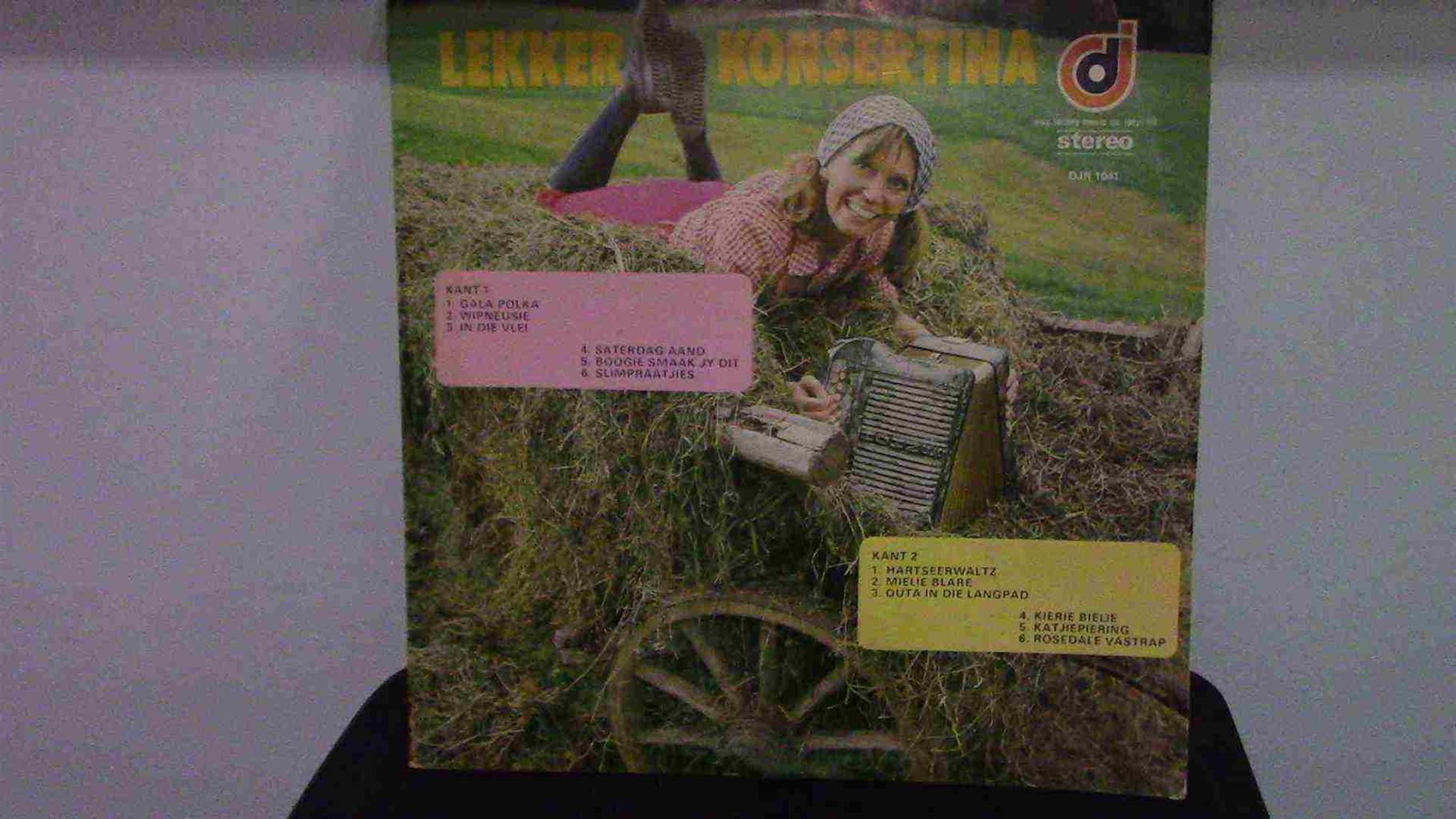 Vinyl Longplay Records (33 - 42)